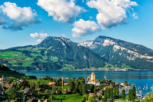 Montreux City Mountain View - Switzerland