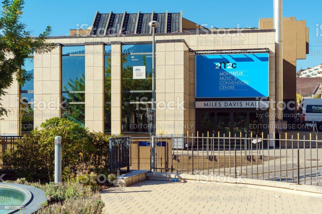 Centre des congrès de Montreux - Photo