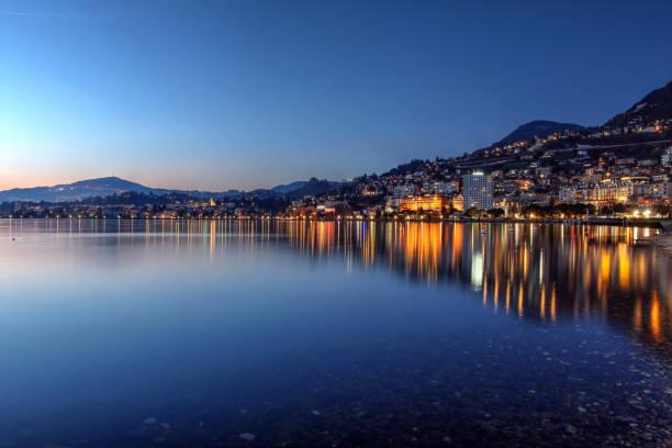 Montreux, Schweiz – Foto