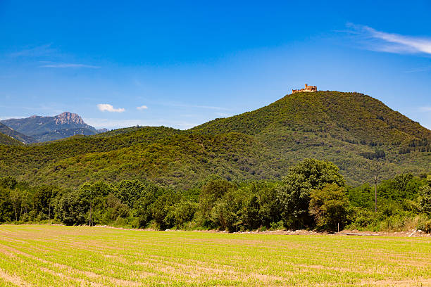 montseny natural park - desolated stock pictures, royalty-free photos & images