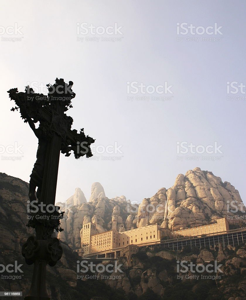 montserrat royalty-free stock photo