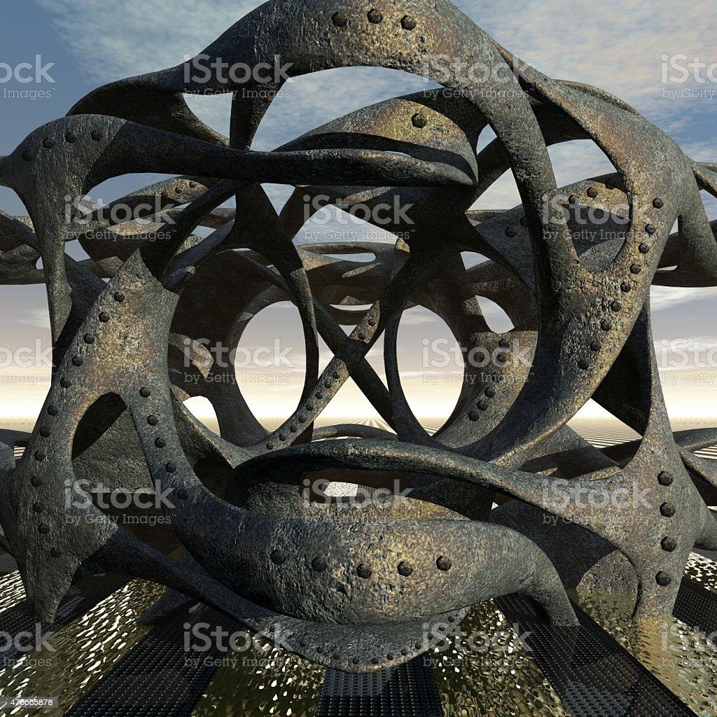 Monument bronze – Foto
