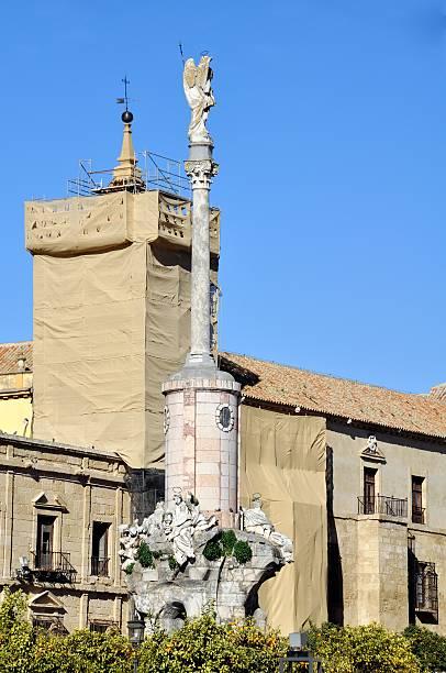 Monumento de Córdoba, Espanha - foto de acervo