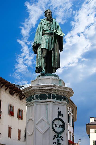 Monument of Tiziano Vecellio - Pieve di Cadore – Foto