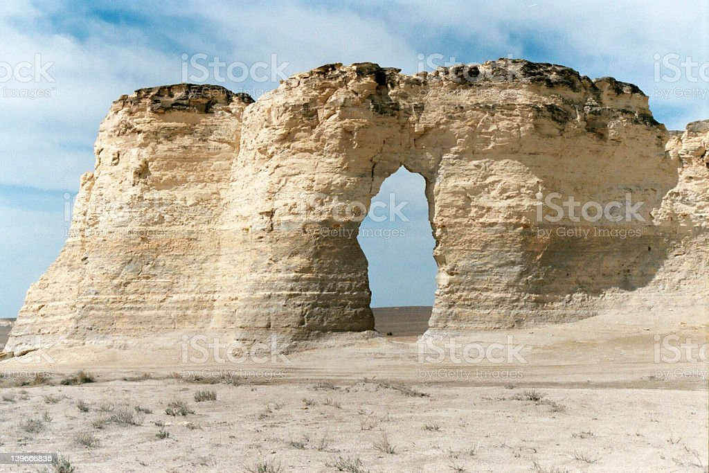 monument rocks stock photo