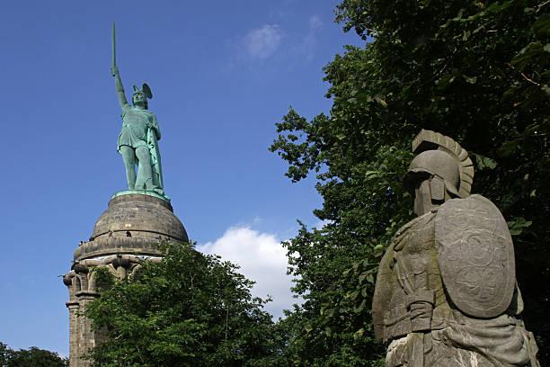 Denkmal für Hermann der Cherusker – Foto
