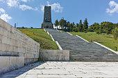Monument to Liberty Shipka and Balkan mountains, Stara Zagora Region, Bulgaria