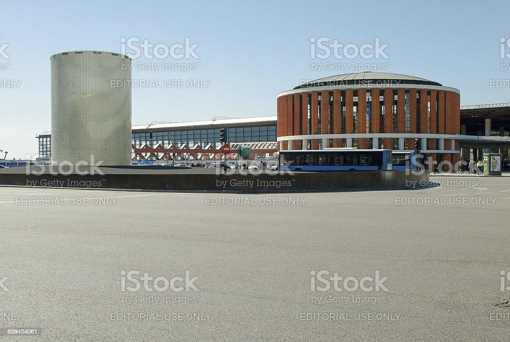 Monumento a las víctimas de los atentados marzo - 11-2004 Atocha - foto de stock