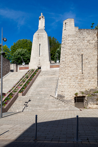Monument To The Victory And The Soldiers Of Verdun Stock Photo - Download Image Now