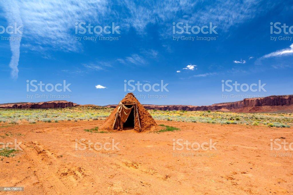 Monument Valley, Arizona-USA stock photo