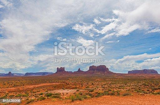 istock Monument Valley Landscape 845435056
