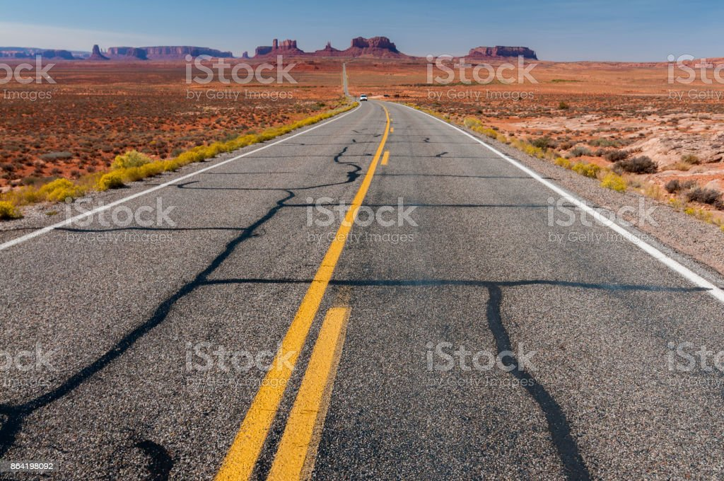 monument valley landscape utah usa royalty-free stock photo