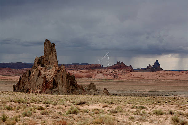 Monument Valley-Blitz – Foto
