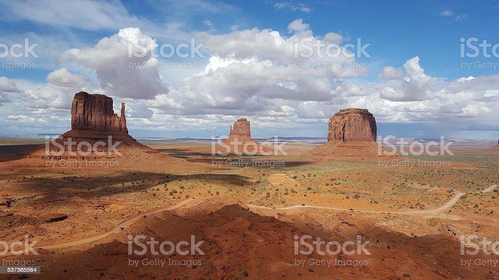 Monument Valley Landscape, Arizona,USA