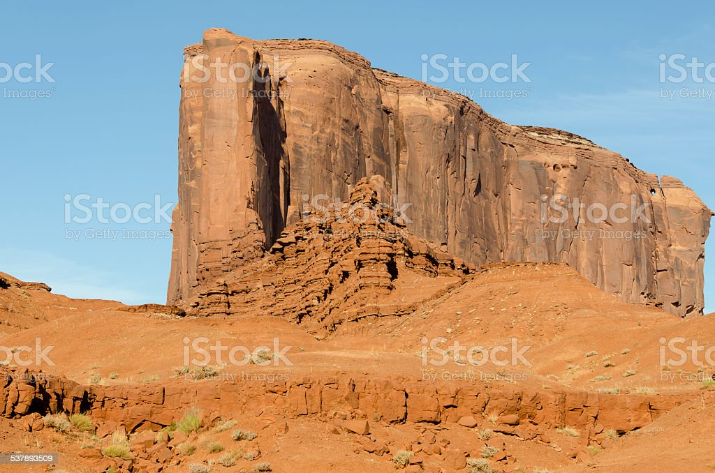 Monument Valley stock photo