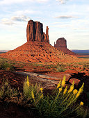 Monument Valley Sunset - USA
