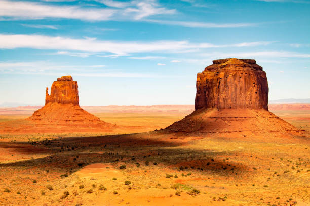 Monument Valley, United States stock photo