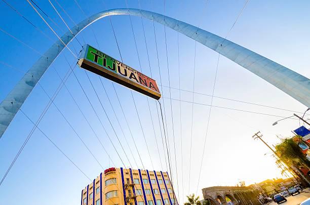 Triumphbogen, Tijuana, Mexiko – Foto