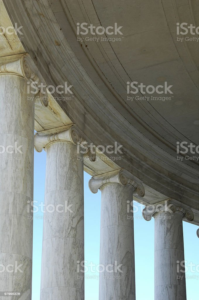 Monumental royalty free stockfoto