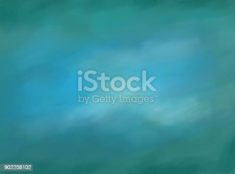 istock Moody green abstract background 902258102