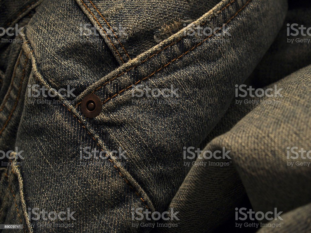 moody jeans royalty-free stock photo