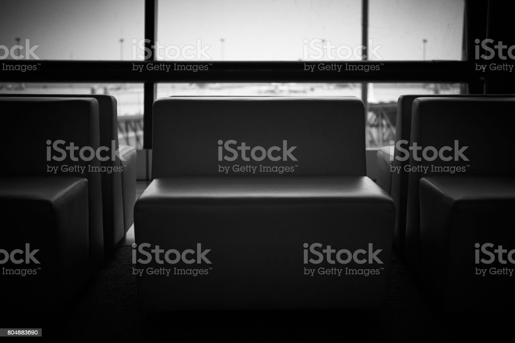 Moody Lounge... stock photo