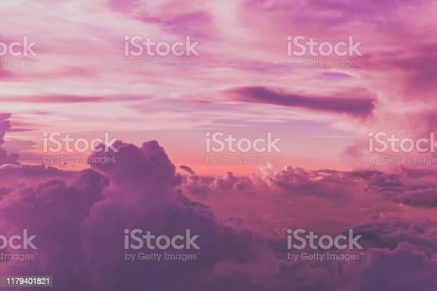 Photo of Moody purple sky