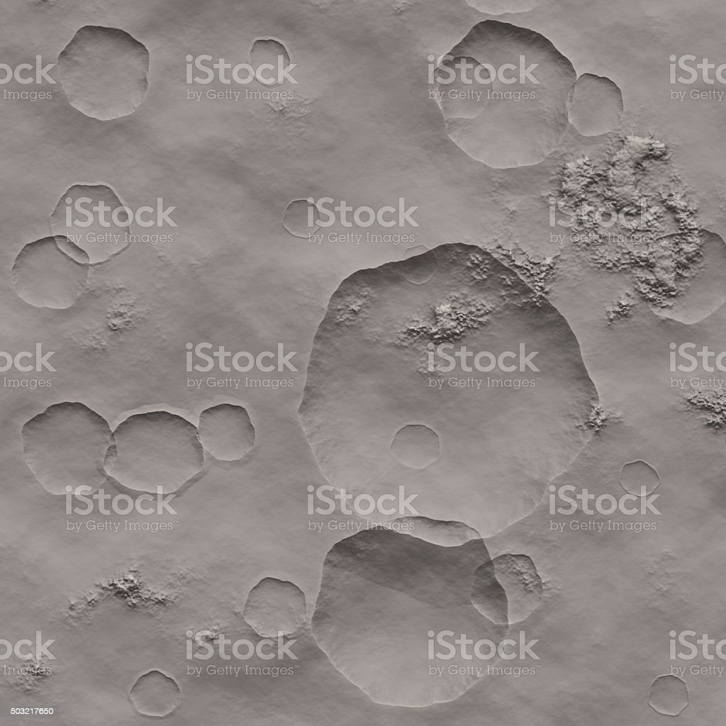 moon crater texture stock photo