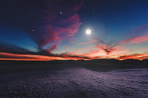 Moon gazing II