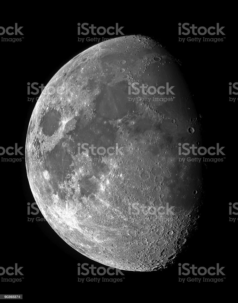Moon High Quality stock photo