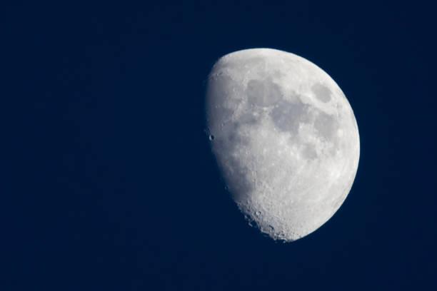 Moon. stock photo