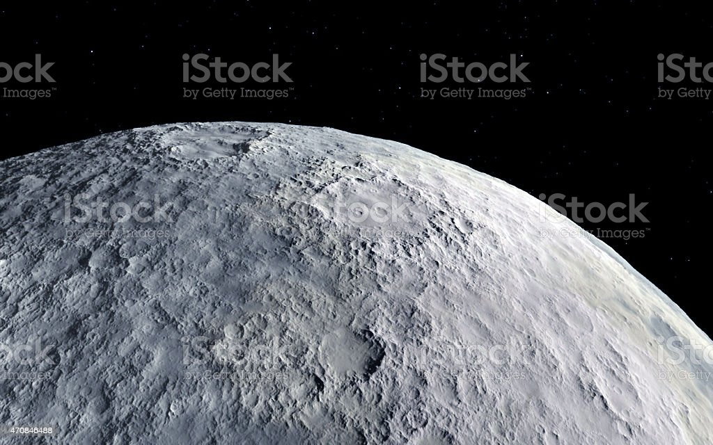 Moon scientifique-illustration - Photo