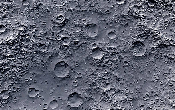 moon surface - moon stock pictures, royalty-free photos & images