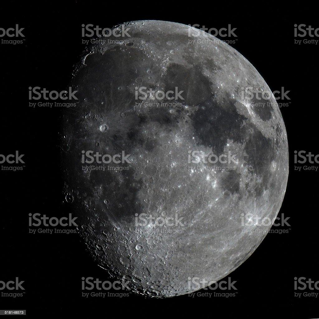 Moon XL stock photo