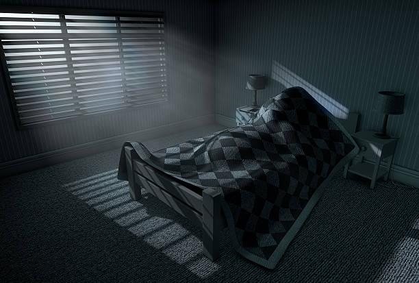 moonlight sleep in - deckenleuchte kinderzimmer stock-fotos und bilder