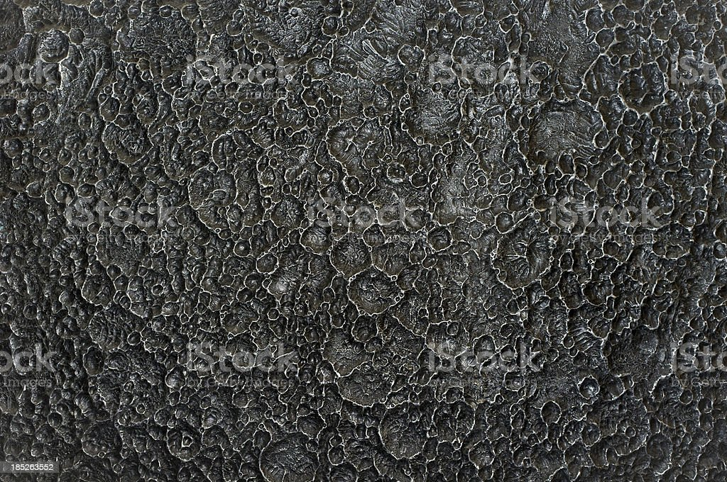 Moonscape Background or Texture stock photo