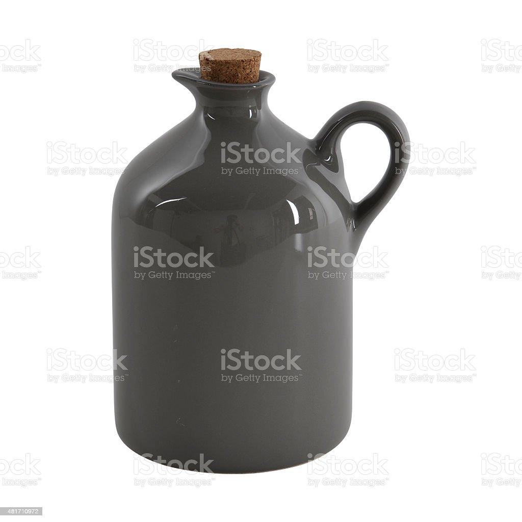 Moonshine bottle stock photo