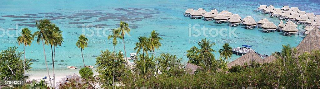 Moorea Island Panorama Stock Photo Download Image Now Istock