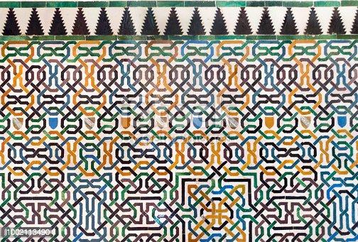 1034225626 istock photo Moorish mosaic background 1002113490