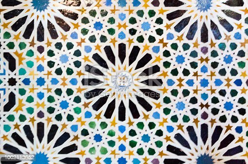 1034225626 istock photo Moorish mosaic background 1002113652