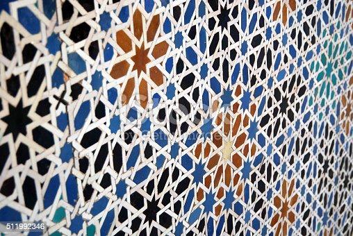 1034225626 istock photo Moorish mosaic background 511992346