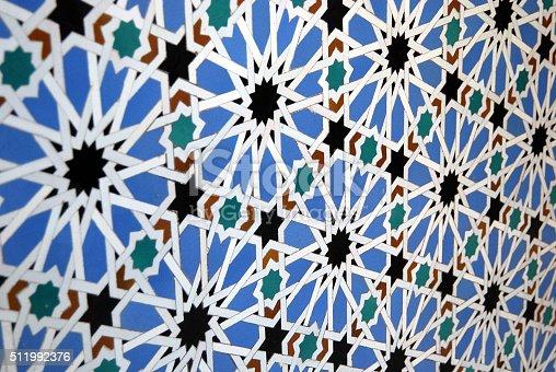 1034225626 istock photo Moorish mosaic background 511992376