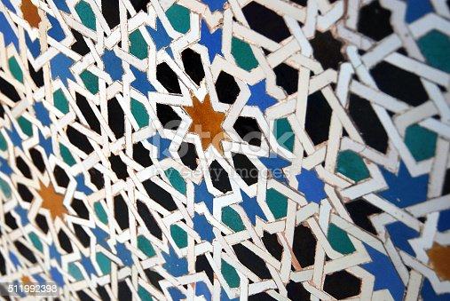 1034225626 istock photo Moorish mosaic background 511992398