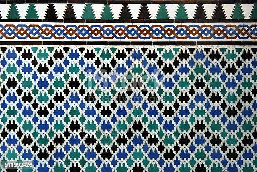 1034225626 istock photo Moorish mosaic background 511992426