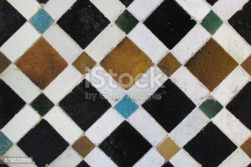 1034225626 istock photo Moorish mosaic 519533858