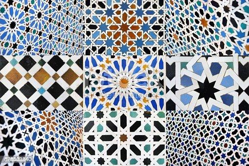 1034225626 istock photo Moorish mosaic 878533840