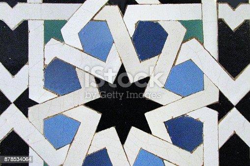 1034225626 istock photo Moorish mosaic 878534064