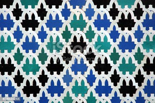 1034225626 istock photo Moorish mosaic 878534244