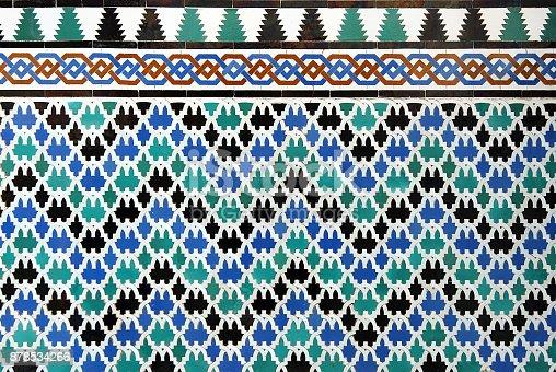1034225626 istock photo Moorish mosaic 878534266