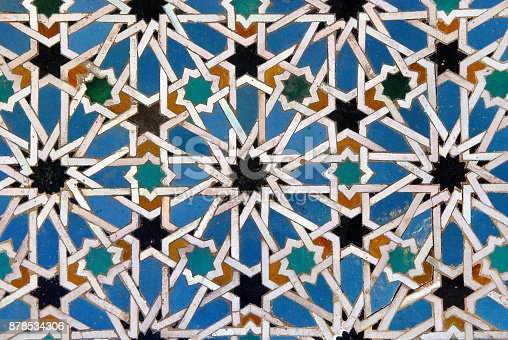 1034225626 istock photo Moorish mosaic 878534306